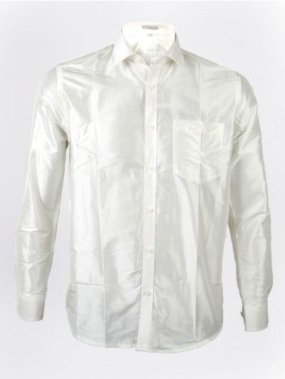 Zulus Festin Men's Pure Silk Shirt - ZSFS007