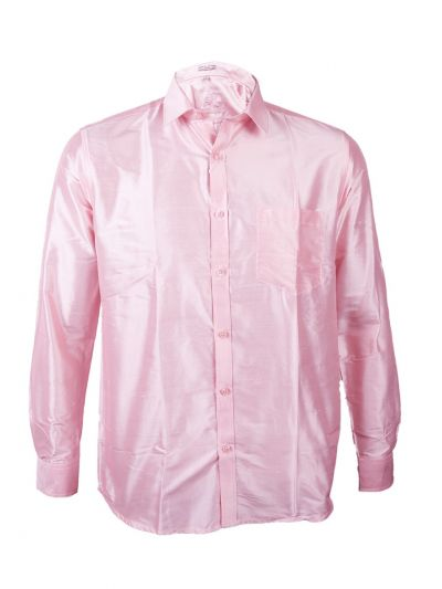 Zulus Festin Men's Pure Silk Shirt - ZSFS009
