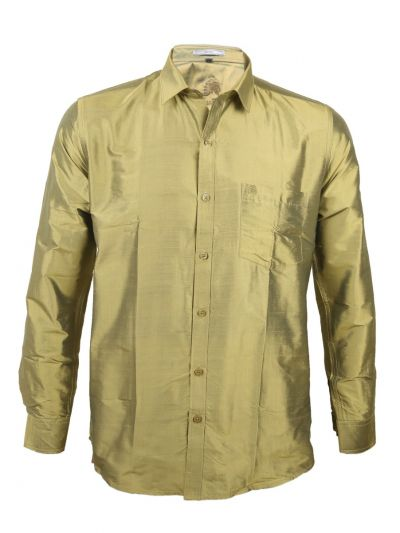 Zulus Festin Men's Pure Silk Shirt - ZSFS005