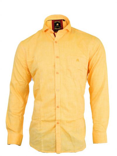Zulus Festin Men's Pure Cotton Shirt - MGA8028017