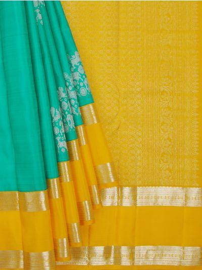 NCB0058194 - Vivaha Bridal Silk Saree