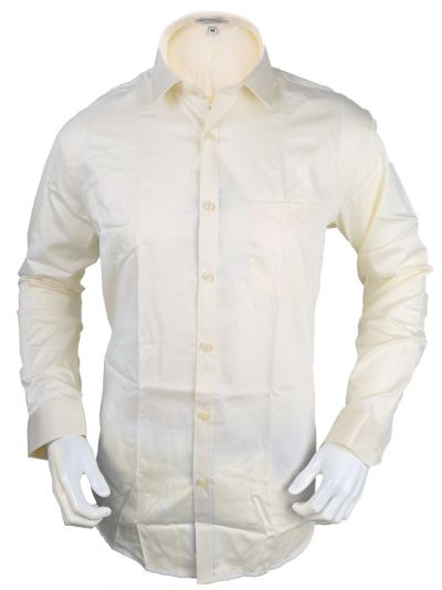 Zulus Festin Chairman Men's Formal Full Sleeve Satin Cotton Shirt