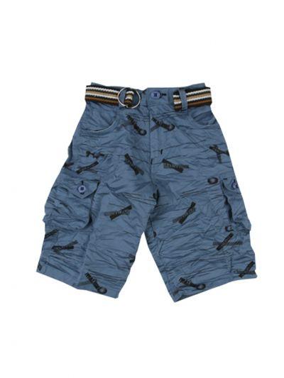 NIE8574972 - Boys Casual Half Trouser