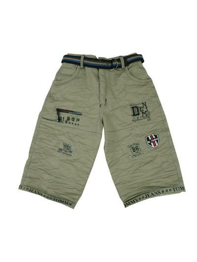 NJB0057714 - Boys Casual Half Trouser
