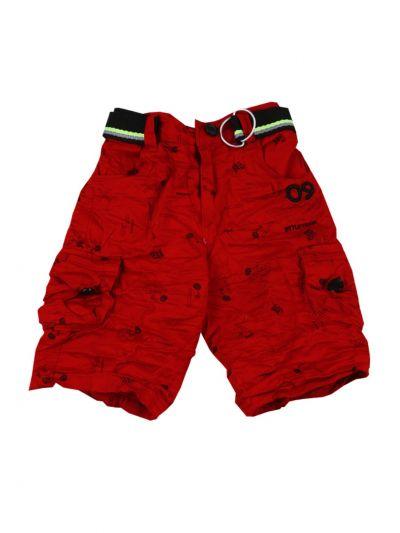 NJB0252434 - Boys Casual Half Trouser