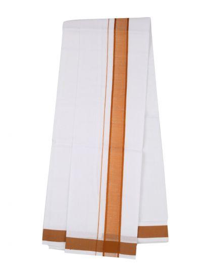 KKV Velcro Men Cotton Dhoti - NGD2813222