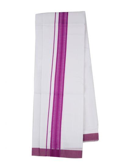 KKV Velcro Men Cotton Dhoti - NGD2813292