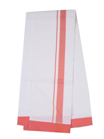 KKV Velcro Men Cotton Dhoti - NJA8913539