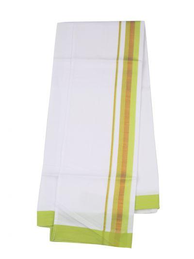 KKV Velcro Men Cotton Dhoti - NJA8913576