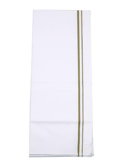 KKV Men's Cotton Dhoti - NJB0025181