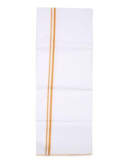 KKV Men's Cotton Dhoti - NJB0025290