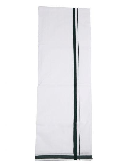 KKV Men's Cotton Dhoti - NHB4354095
