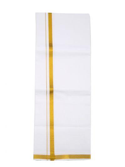 KKV Men's Cotton Dhoti - NIE8644326
