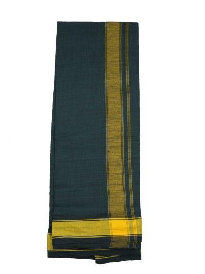 Fancy Border Devotional Dhoti - NHA4276448