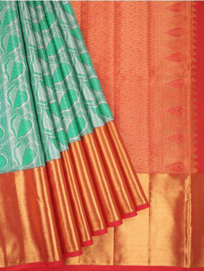 Vivaha Wedding Pure Kanchipuram Silk Saree - NGD1496433