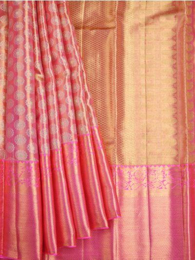 Vivaha Goddess Kanchipuram Pure Silk Saree - NED2856262