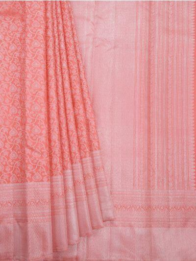 Vivaha Goddess Pure Kanchipuram Silk Saree - NKD4194415