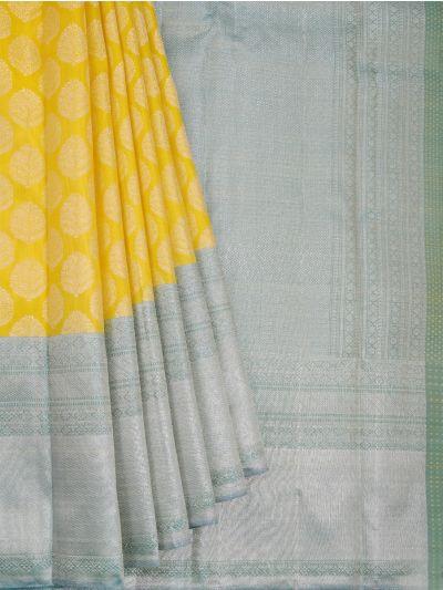 Vivaha Goddess Pure Kanchipuram Silk Saree - NLA4837417