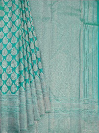 Vivaha Goddess Pure Kanchipuram Silk Saree - NLA4837426