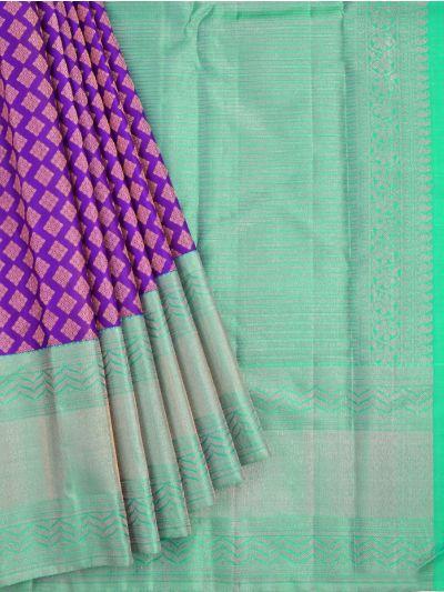 Vivaha Goddess Pure Kanchipuram Silk Saree - NEB1737717