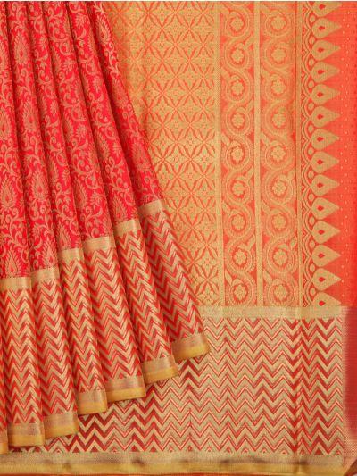 Vivaha Goddess Pure Kanchipuram Silk Saree - NGB9778305