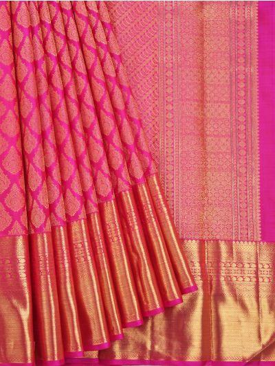 Vivaha Wedding Pure Kanchipuram Silk Saree - OAA0000034