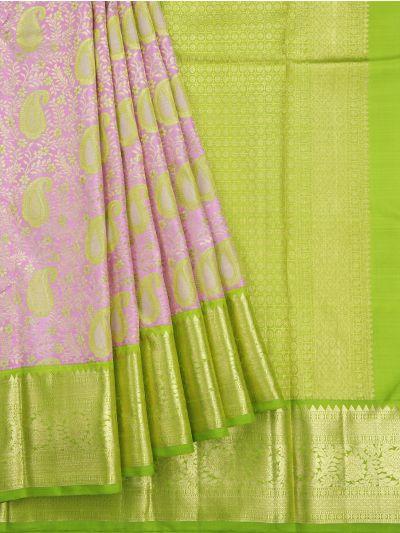 Vivaha Wedding Pure Kanchipuram Silk Saree - OAC1685444