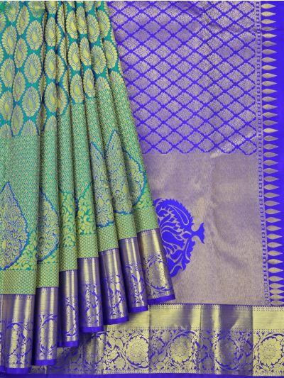 Vivaha Wedding Silk Saree - OAA0159189