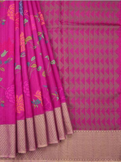 Banarasi Handloom Silk Saree - OAB1073150