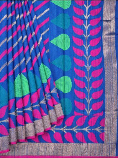 Banarasi Handloom Silk Saree - OAB1073160