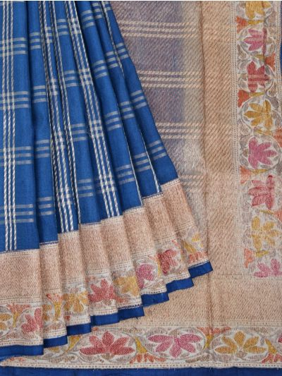 Chanderi Silk Saree - OAA0599501