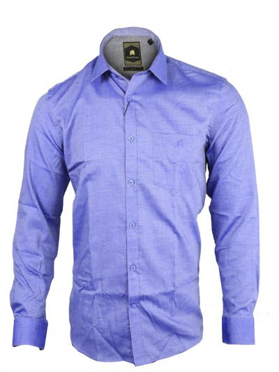 Zulus Festin Men's Formal Cotton Shirt - MGA8035615
