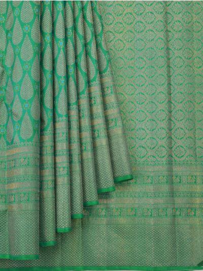 NHB4563380 - Vivaha Goddess Pure Kanchipuram Silk Saree