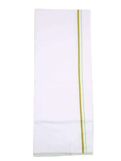 KKV Men's Cotton Dhoti - NHB4586251