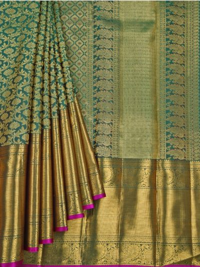 Vivaha Wedding Silk Saree - NKC3440738