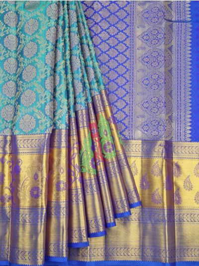 Vivaha Wedding Silk Saree - NKB3117569