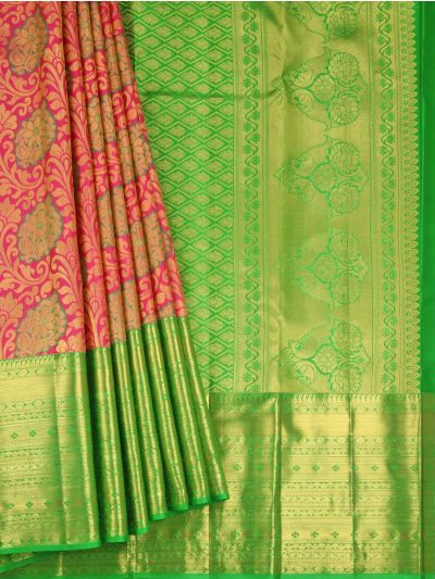 Vivaha Wedding Silk Saree - NKB3113945