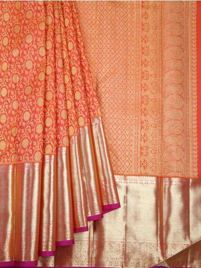 Vivaha Wedding Silk Saree - NKA1867683