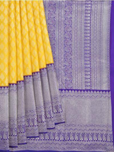 Goddess Vivaha Wedding Pure Silk Saree - NKB2972246