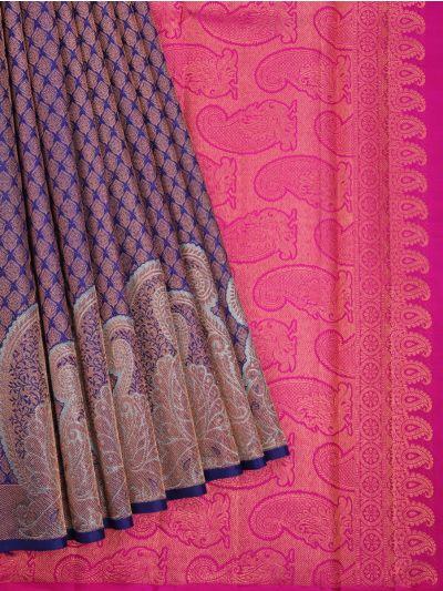 Vivaha Goddess Wedding Pure Silk Saree - NLA4810566