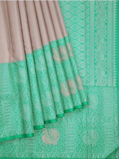 Vivaha Goddess Pure Kanchipuram Silk Saree - NLC5998139