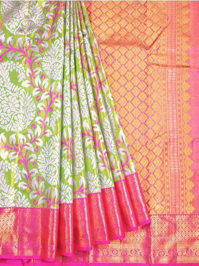 Vivaha Wedding Silk Saree - OFB8739498