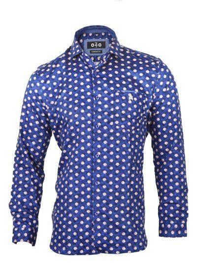 ZF  Men's Formal Cotton Shirt - LGA7960003