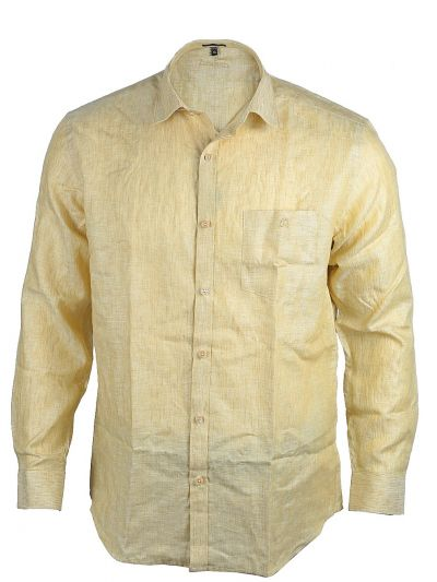 Zulus Festin Men's Linen Shirt - MGA7771315