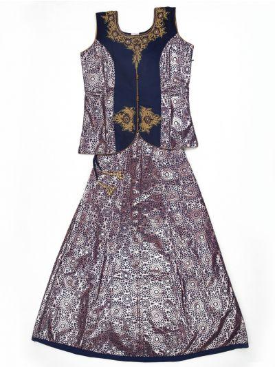 Kyathi  3 in 1 Readymade Mastani styled Salwar Kameez Suit Set - MGB9222287