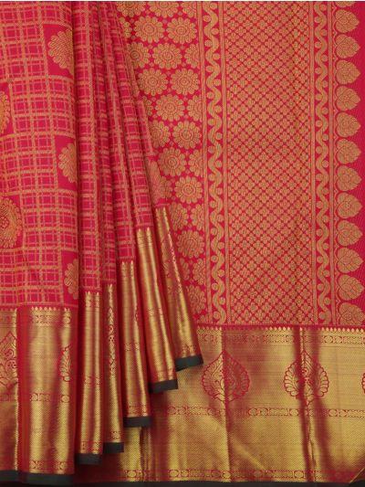 NHB4630252 - Vivaha Wedding Silk Saree