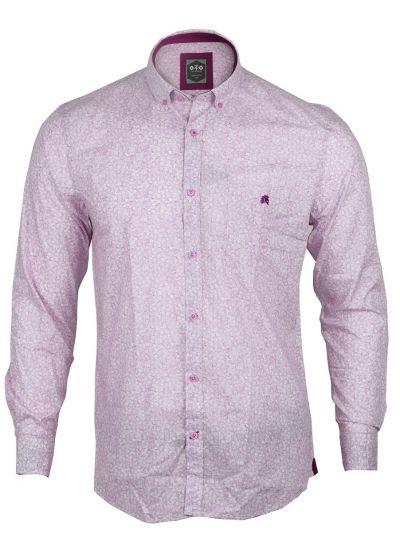 ZF Men's Casual Cotton Shirt - MFB5949224
