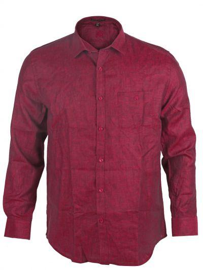 Zulus Festin Men's Linen Shirt - MGA7771307
