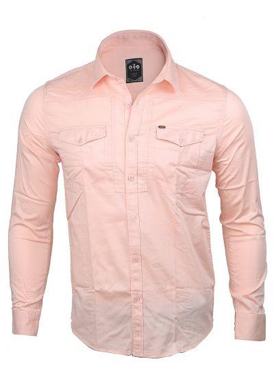 ZF Men's Casual Cotton Shirt - MGA8055773