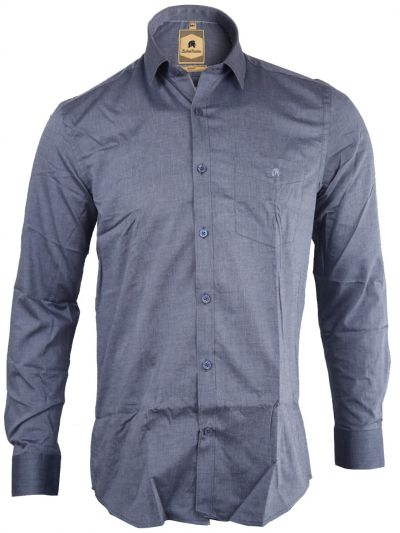 Zulus Festin Men's Formal Cotton Shirt - MGA8036250